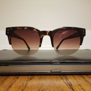 Cole Haan Tortoise Cat Eye Sunglasses